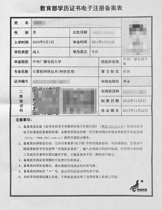 2019年湖南自考本科毕业申请需要准备的材料