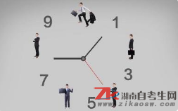 2019年10月湖南自考报名截止时间